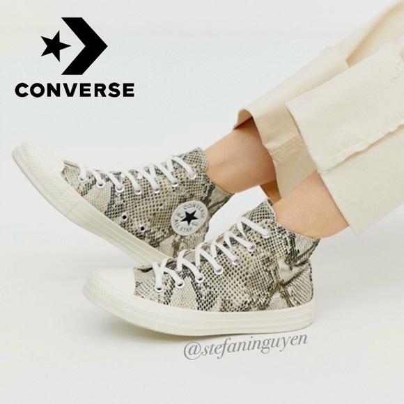 Converse Shoes | Converse Snake Print
